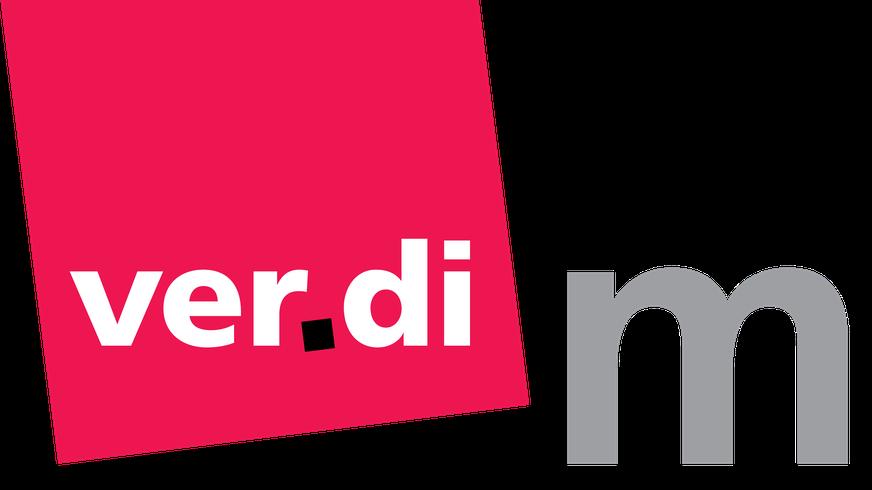 Logo vom ver.di München und Region