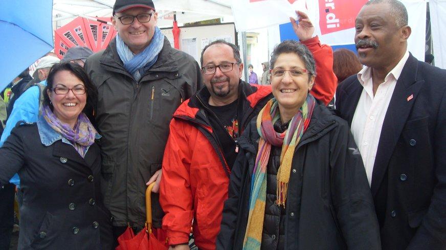 Migrationsausschuss München am 1. Mai 2015