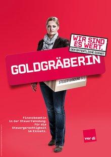 TDL 2015 - Goldgräberin