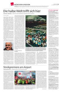Münchenseite ver.di Publik 3-2014