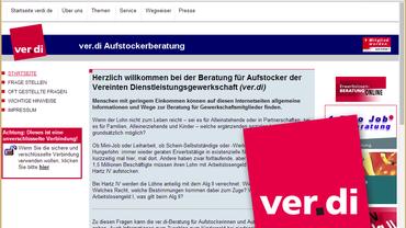 ver.di-Aufstockerberatung www.verdi-aufstockerberatung.de