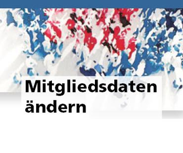 Online Mitgliedsdaten ändern auf https://mitgliedsdaten.verdi.de/