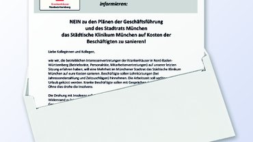 StKM Brief Nordwürttemberg