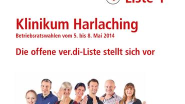 Klinikum Harlaching - die offene ver.di Liste