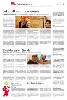 Münchenseite ver.di Publik 7-2014