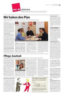 Münchenseite ver.di Publik 1-2013