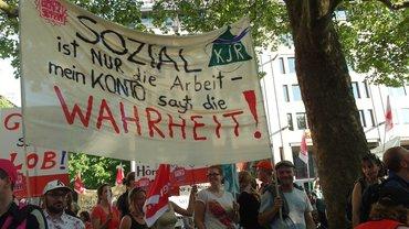 Streikkundgebung SuE 18.5.2015