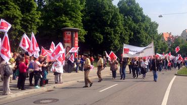 SuE Streik #3 München 1