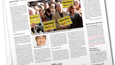 Münchenseite ver.di-Publik 02-2016