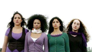 Töchter des Aufbruchs Plakat