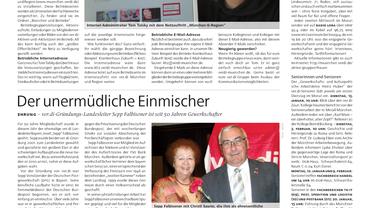 Münchenseite ver.di Publik 8-2014