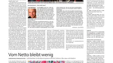 Münchenseite ver.di-Publik 2-2014
