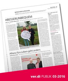 Münchenseite ver.di-Publik 03-2016