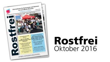 Rostfrei Ausgabe Oktober 2016