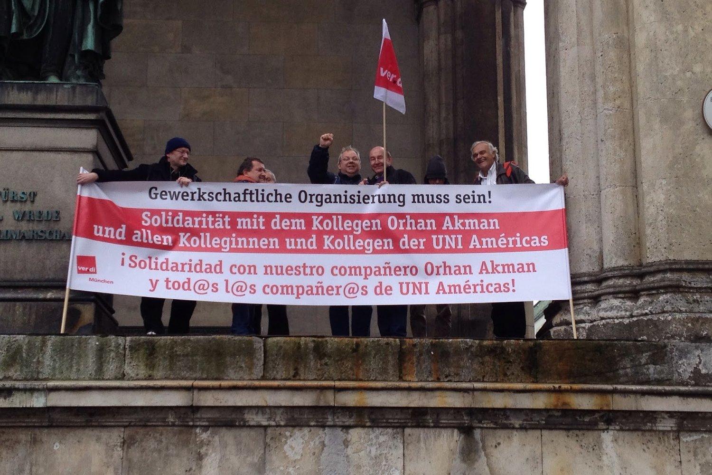 Solidarität Mit Orhan