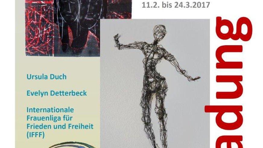 Ausstellung zum Internationalen Tag der Frau