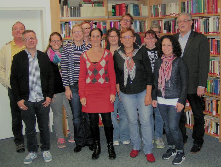 Das ver.di-Team Recht & Beratung Oberbayern