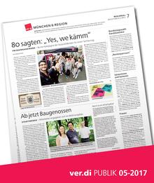 Cover der Münchenseite 05-2017