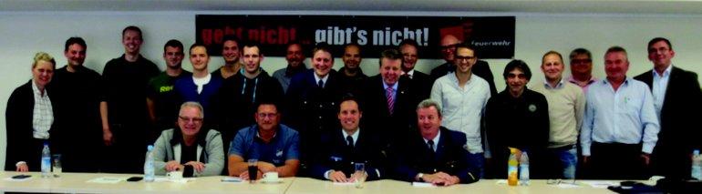 1. Münchner Feuerwehrkonferenz