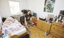 Vom Zweimannzelt ins eigene Zimmer zur Untermiete