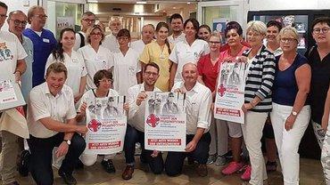 Weit über 100 000 Menschen haben das Volksbegehren unterstützt – im Betrieb und auf der Straße. (Foto: Stoppt den Pflegenotstand an Bayerns Krankenhäusern via facebook)