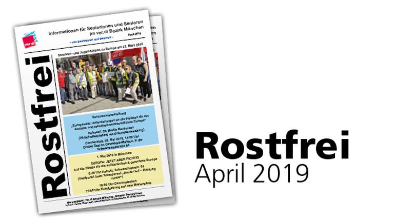 Rostfrei 04-2019